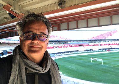 Estádio Monumental de Nuñes - Buenos Aires