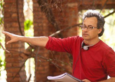 Bastidores do filme VAZIO CORAÇÃO, em Araxá-MG