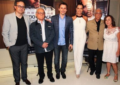 Pré-estreia do filme VAZIO CORAÇÃO, São Paulo