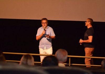 Exibição do filme VAZIO CORAÇÃO no Festcine Goiânia