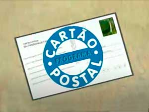 Logo Programa Cartão Postal